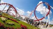 Незабываемые каникулы в одном из крупнейших парков развлечений Европы!