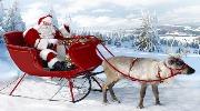 Новый год в Лапландии с Сантой
