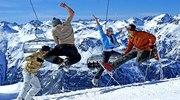 Рай для лижників