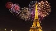 Встреча Нового года 2019 в Париже