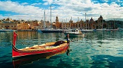 Мальта - це насолода затишними містами, прекрасними пляжами та серньовічною атмосферою