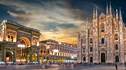 Дефіле для романтиків: Прага, Мілан, Венеція