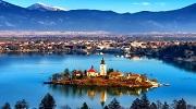 Тур с отдыхом на море и альпийских озерах!
