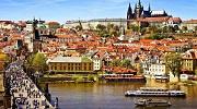 Наш красивий вікенд!  Краків, Прага, Відень, Будапешт.