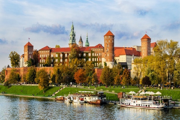 Екскурсійний тур: Краків, Відень, Будапешт