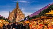 Рождественские ярмарки Европы: Нюрнберг, Бамберг, Мюнхен, Страсбург