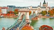 Тур на вікенд Будапешт + Відень