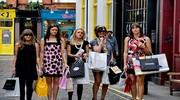 Найкращий подарунок жінкам – це шопінг!!!