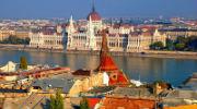 Словацька мультивіза на тур Відень+Будапешт+Братислав