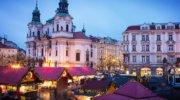 Встреча Нового 2018 в Венеции + Прага