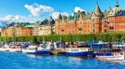Тур на майские праздники на пароме Стокгольм + Рига