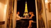 Где еще может лучше провести День Валентина? В Пари