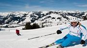 Сніг, гори, лижі, Словаччина !
