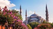 Турецкий сапфир - Истанбул...
