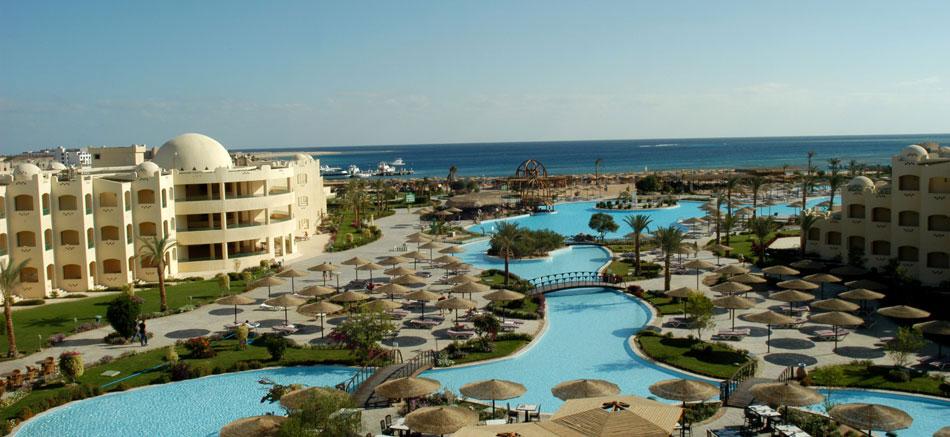Гарячий Єгипет  Tia Heights Makadi Bay 5*