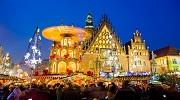 Веселий ярмарок  Вроцлав, Дрезден,Мейсен, Нюрнберг, Бамберг, Прага