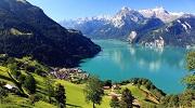 Кокетка Швейцарія