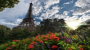 Французский поцелуй или Уикенд в Париже !!!