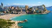 Палкий тиждень в Іспанії
