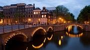 Вікенд в Амстердамі + Берлін та Прага!