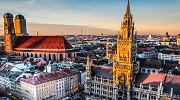 На одному диханні: Мюнхен, Цюріх, Венеція