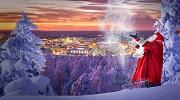 Новий рік в Лапландії