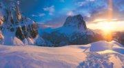 Доломиты Суперски - в Италию на лыжи
