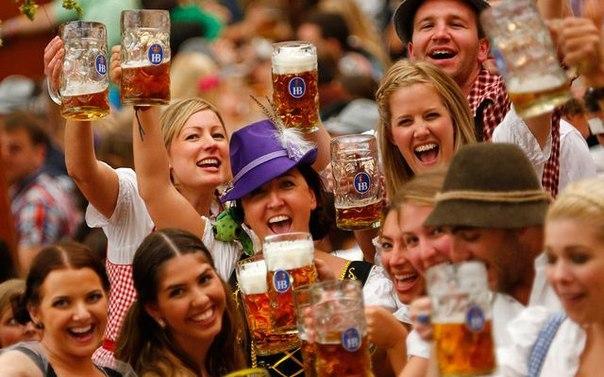 Свято пива - Октоберфест!