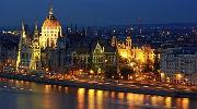 Будапеш - вечірня казка Європи!