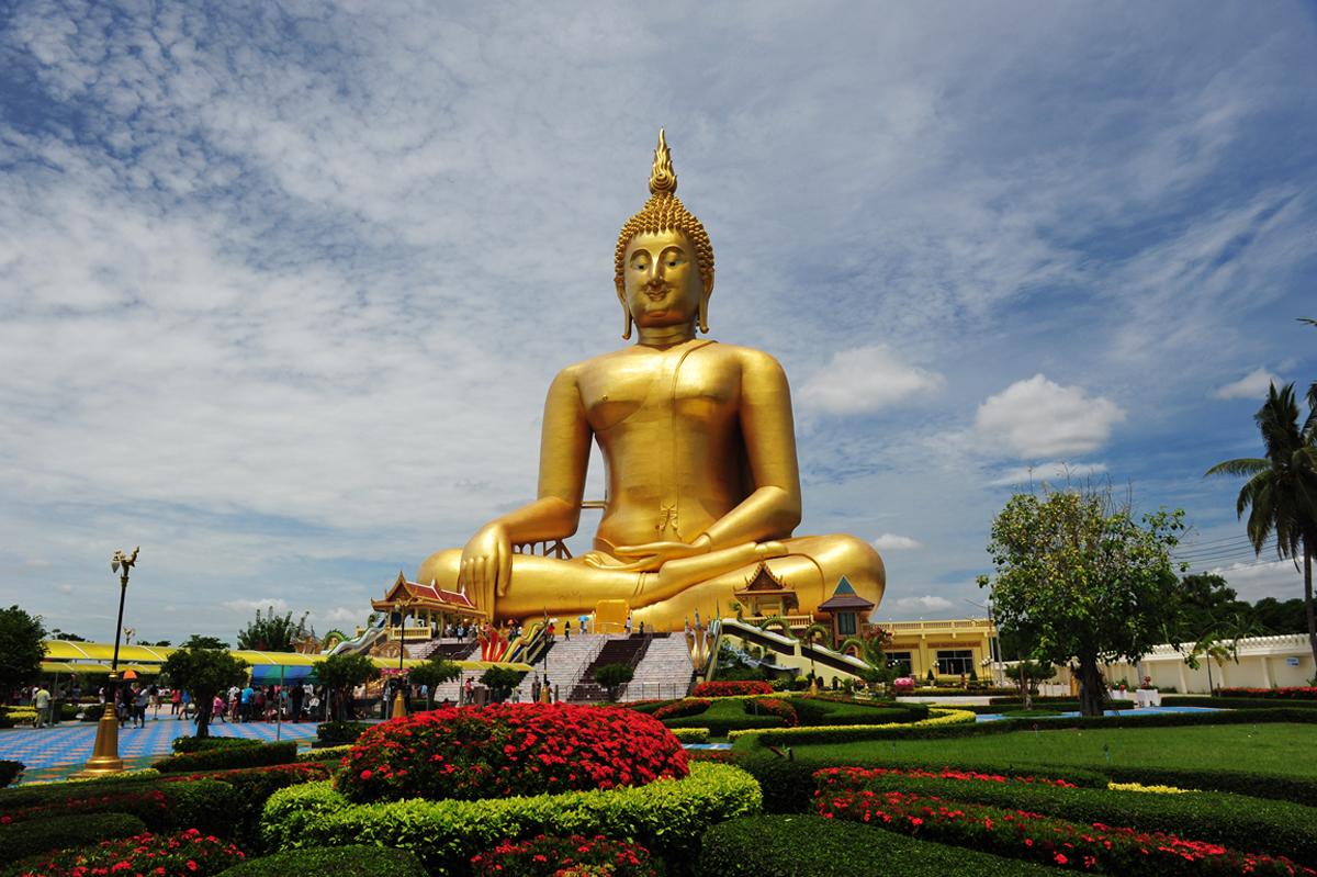 Вражаючий Тайланд