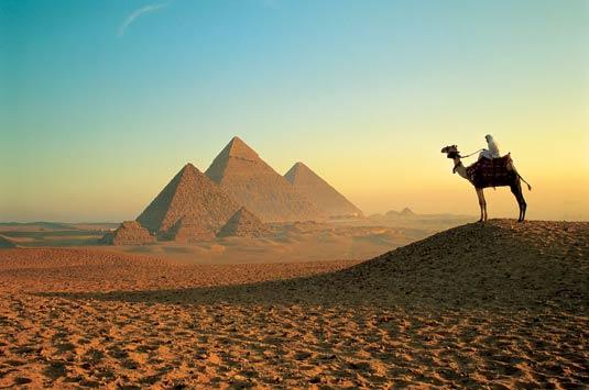 Гарячий Єгипет