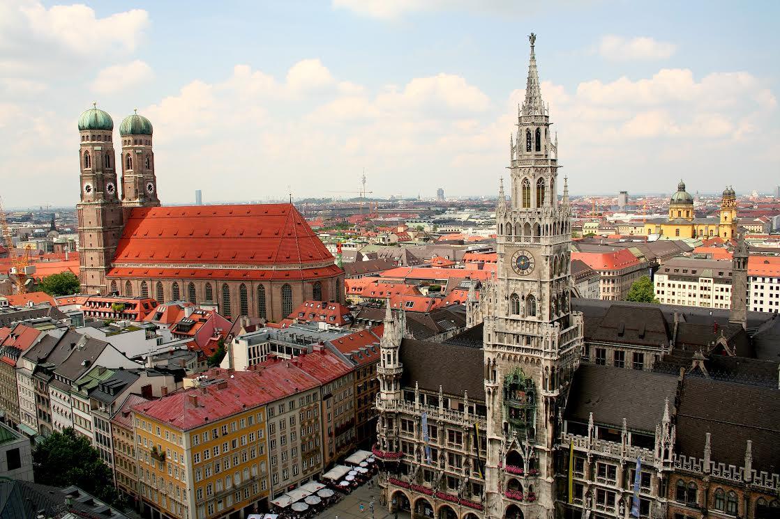 Все в одному турі-Братислава, Зальцбург, Мюнхен!