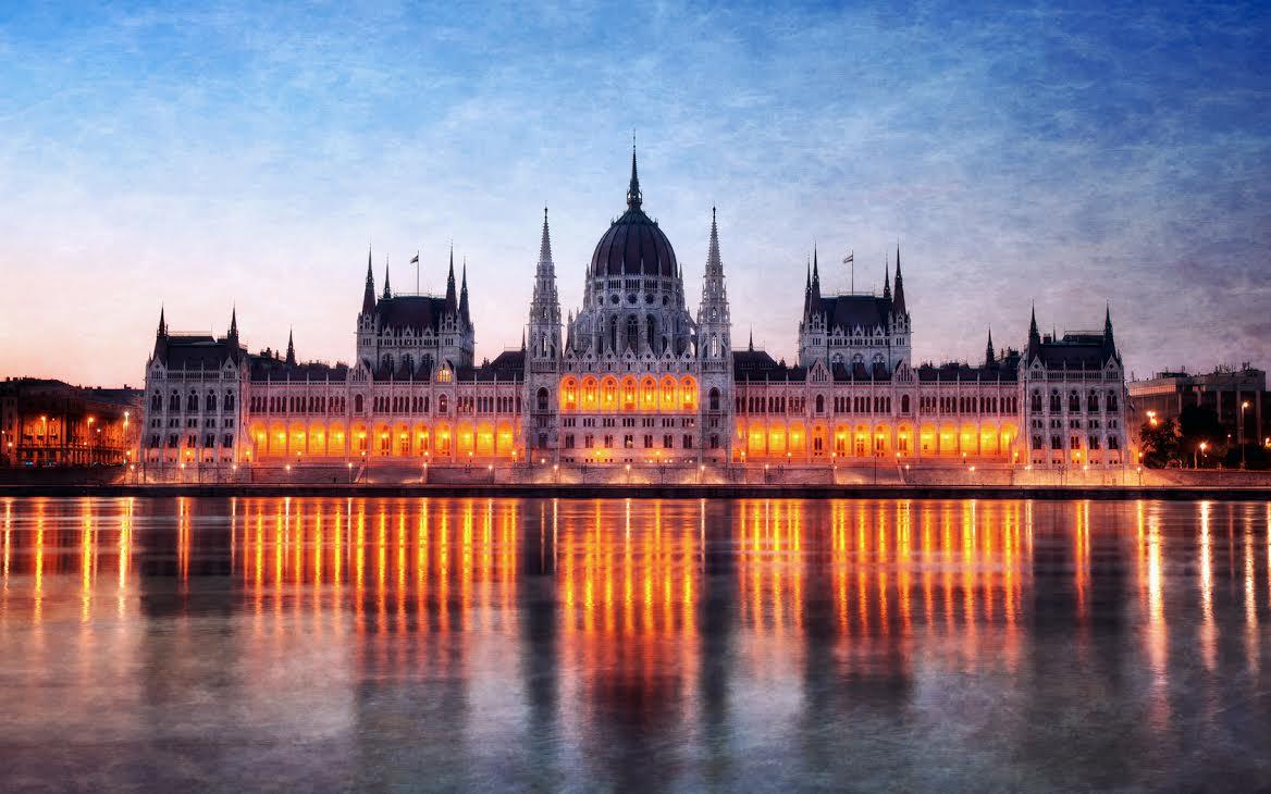Будапешт+Відень-дитячі канікули!