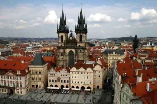 Травневий тур в Краків-Прагу-Дрезден!