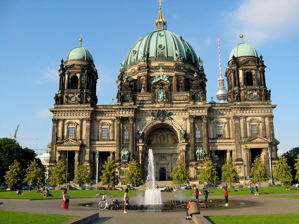 Week-end в Берлине+Аквапарк TROPICAL ISLAND!!!