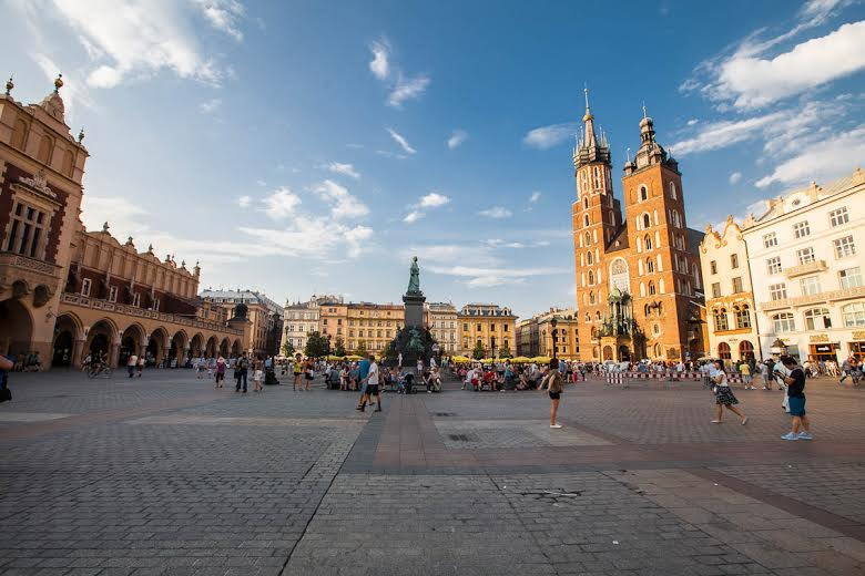 Королівське місто Краків