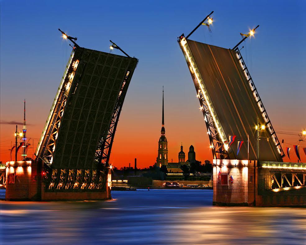 Тур до Санкт-Петербургу