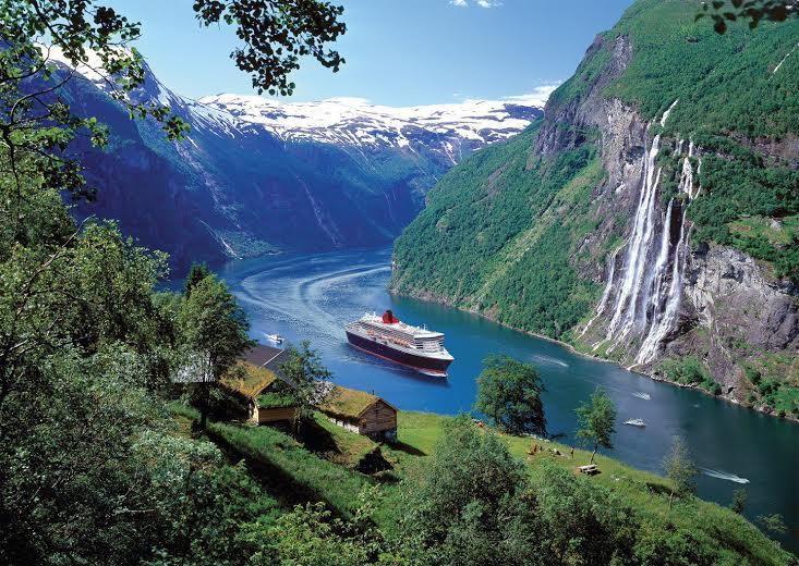 Круїз - Фьорди Норвегії