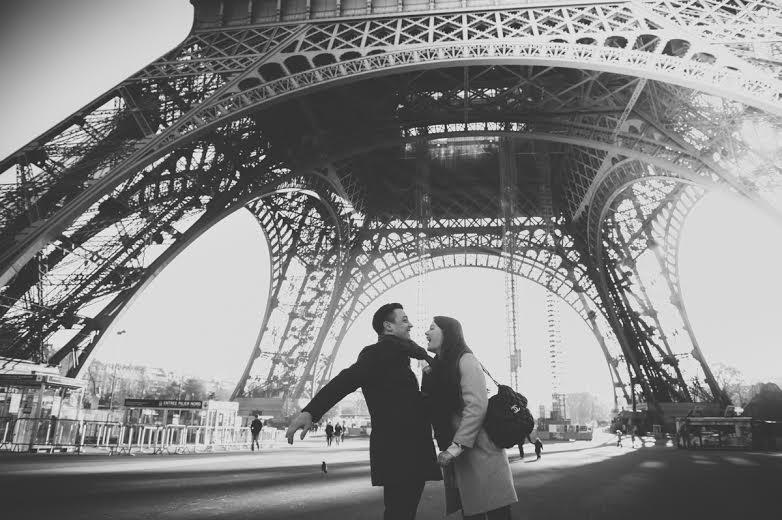 Зустріч з Парижем