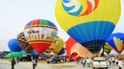 В Таиланде пройдет фестиваль воздушных шаров