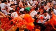 В Испании пройдет помидорная битва Томатина