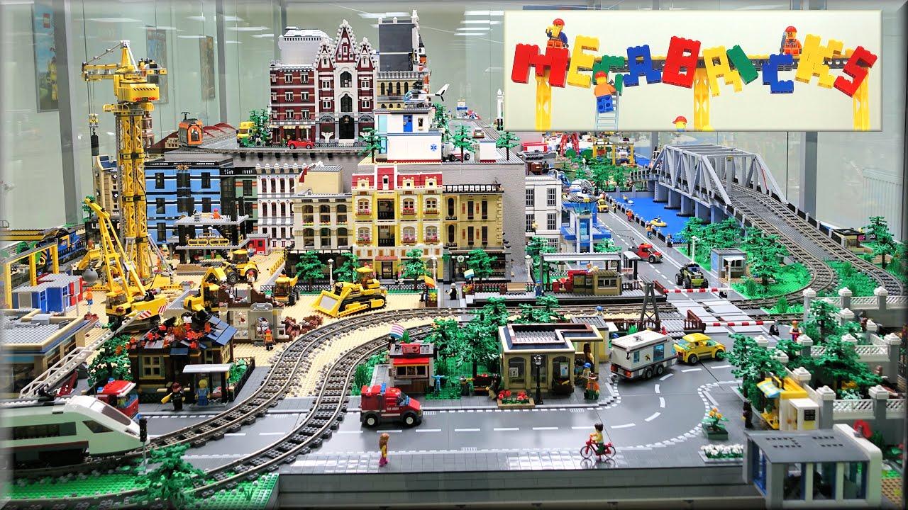 Музей Lego в Дании