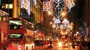У Лондоні  відкрили атракціон до Різдва