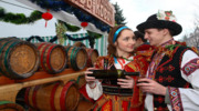 Винний фестиваль у Мукачеві