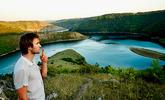 Місця для екотуризму Україною цієї весни