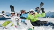 На лижі з дітьми: трійка найкращих гірськолижних курортів