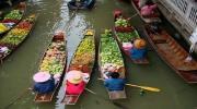 Плавучий ринок