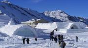 Ледяная гостиница Быля Лак