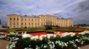 Дворец в Рундале